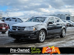 Pre-Owned 2011 Dodge Avenger for sale in Oshawa, ON