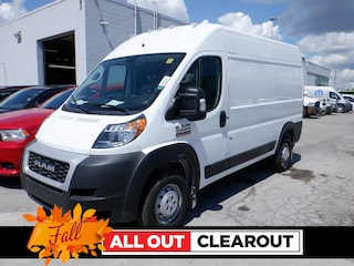 New 2020 Ram ProMaster 2500 High Roof 136 in. WB Van Cargo Van for sale in Oshawa, ON
