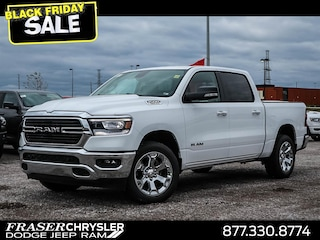 New 2020 Ram 1500 Big Horn Truck Crew Cab for sale in Oshawa, ON