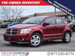 Pre-Owned 2009 Dodge CALIBER SXT YOU SAVE YOU CERTIFY for sale in Oshawa, ON