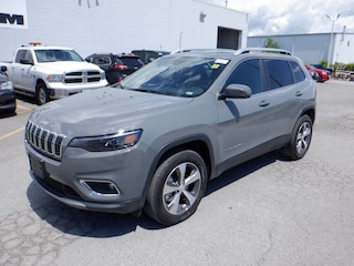 New 2020 Jeep Cherokee Limited SPORT UTILITY for sale near Toronto, ON