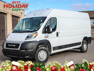New 2019 Ram ProMaster 3500 High Roof 159 in. WB Van Cargo Van for sale in Oshawa, ON