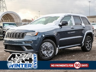 New 2020 Jeep Grand Cherokee Limited X SUV for sale in Oshawa, ON
