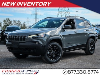 New 2020 Jeep Cherokee Upland SUV for sale in Oshawa, ON