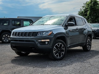 New 2019 Jeep Compass Upland SUV for sale in Oshawa, ON