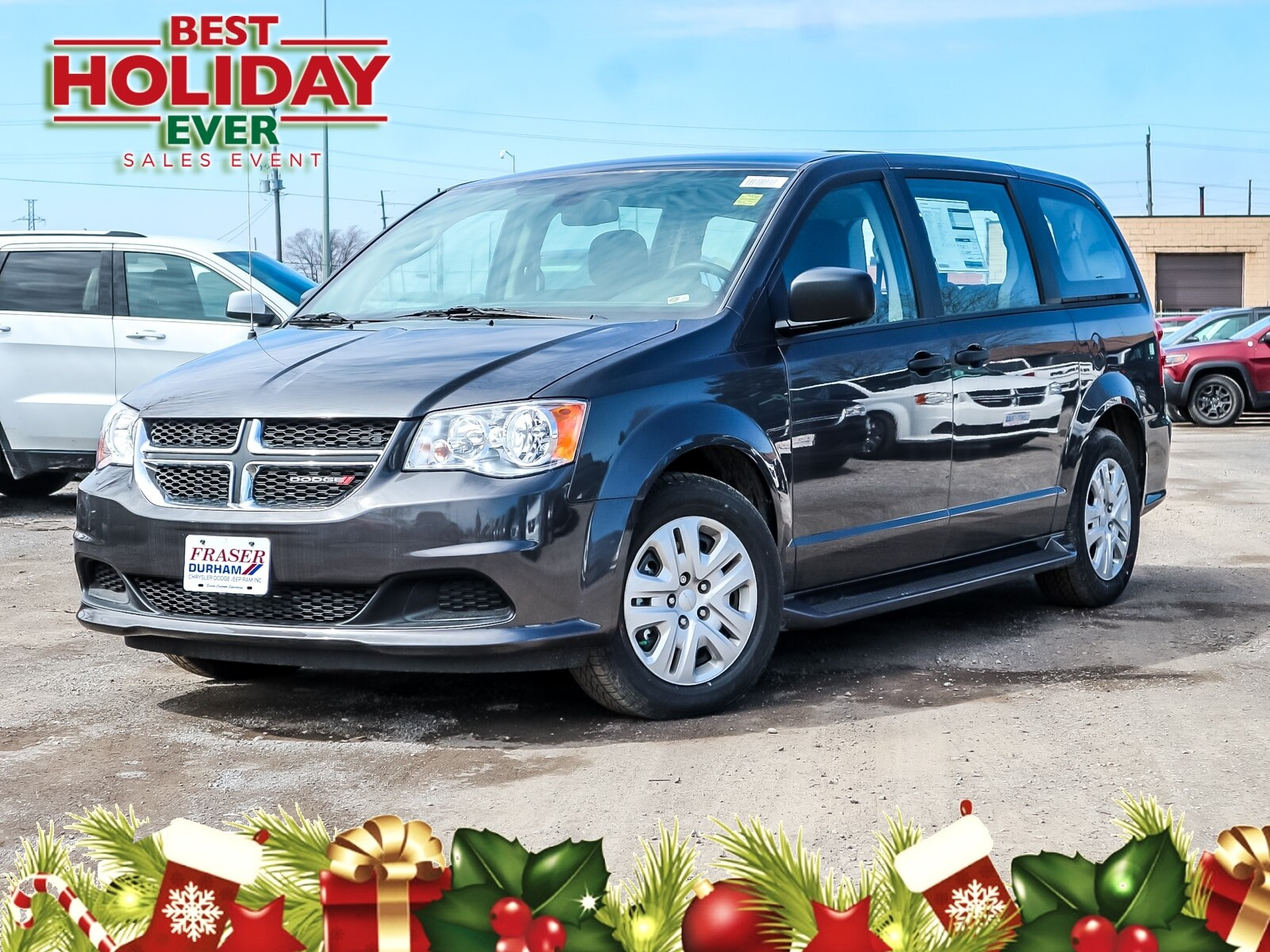 Featured 2019 Dodge Grand Caravan Canada Value Package Van for sale in Oshawa, ON