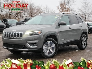 New 2020 Jeep Cherokee Limited SUV for sale in Oshawa, ON
