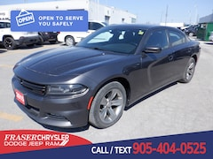 Pre-Owned 2015 Dodge Charger SXT SEDAN . for sale in Oshawa, ON
