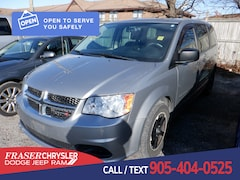 Pre-Owned 2015 Dodge Grand Caravan SE KEYLESS ENTRY CLEAN CARFAX, FULLY CERTIFIED for sale in Oshawa, ON