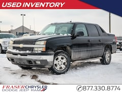 Pre-Owned 2005 Chevrolet Avalanche K1500 YOU CERTIFY YOU SAVE!!! SPORT PICKUP for sale in Oshawa, ON