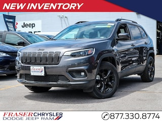 New 2019 Jeep New Cherokee Altitude SUV for sale in Oshawa, ON