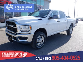 New 2020 Ram 2500 Tradesman 4x4 Crew Cab 6.3 ft. box 149 in. WB for sale in Oshawa, ON
