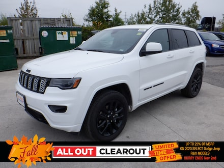 Featured 2020 Jeep Grand Cherokee Altitude SUV for sale in Oshawa, ON