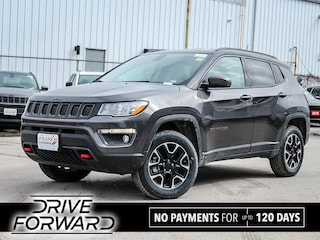 New 2020 Jeep Compass Trailhawk SUV for sale in Oshawa, ON