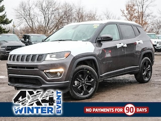 New 2020 Jeep Compass Altitude SUV for sale in Oshawa, ON