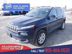 Pre-Owned 2014 Jeep Cherokee Latitude for sale in Oshawa, ON
