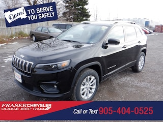 New 2021 Jeep Cherokee North 4x4 for sale near Toronto, ON