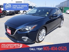 Pre-Owned 2016 Mazda Mazda3 Touring Hatchback for sale in Oshawa, ON
