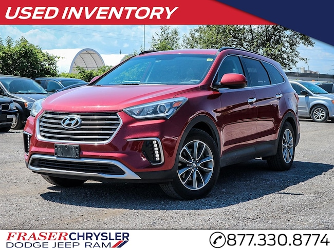 2017 Hyundai Santa FE SE JUST TRADED IN
