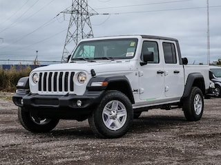 New 2020 Jeep Gladiator Sport S Truck Crew Cab for sale in Oshawa, ON