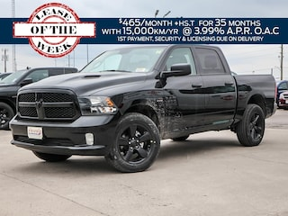 New 2019 Ram 1500 Classic ST Truck Crew Cab for sale in Oshawa, ON
