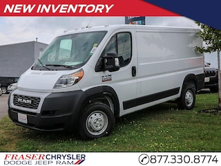New 2019 Ram ProMaster 1500 Low Roof 136 in. WB Van Cargo Van for sale in Oshawa, ON