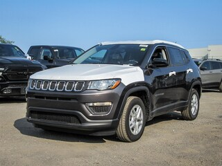 New 2019 Jeep Compass Sport SUV for sale in Oshawa, ON