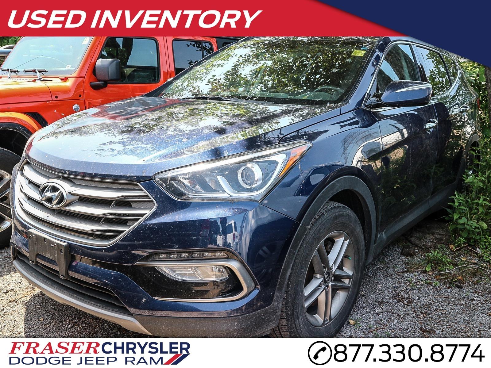Featured Used 2017 Hyundai Santa FE Sport ALL WHEEL DRIVE for sale in Oshawa, ON