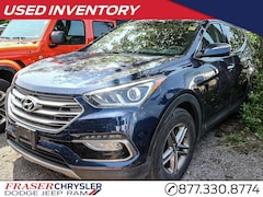 Pre-Owned 2017 Hyundai Santa FE Sport ALL WHEEL DRIVE for sale in Oshawa, ON