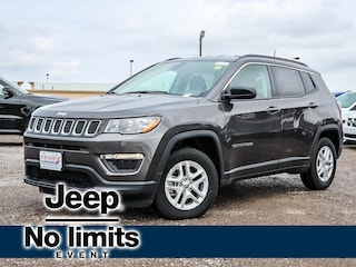 New 2020 Jeep Compass Sport SUV for sale in Oshawa, ON