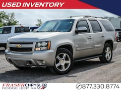 Pre-Owned 2007 Chevrolet Tahoe K1500 YOU CERTIFY YOU SAVE. for sale in Oshawa, ON