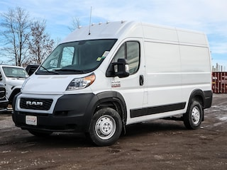 New 2020 Ram ProMaster 1500 High Roof 136 in. WB Van Cargo Van for sale in Oshawa, ON