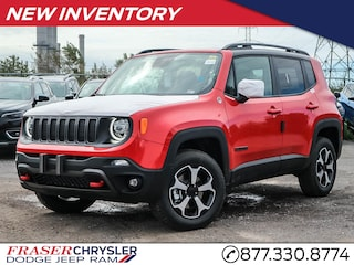 New 2019 Jeep Renegade Trailhawk SUV for sale in Oshawa, ON