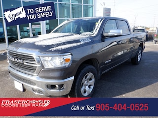New 2021 Ram 1500 Big Horn 4x4 Crew Cab 153.5 in. WB for sale in Oshawa, ON
