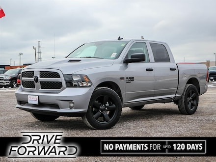 Featured 2019 Ram 1500 Classic Express Truck Crew Cab for sale in Oshawa, ON