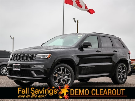 Used 2020 Jeep Grand Cherokee Limited X SPORT UTILITY for sale in Oshawa, ON