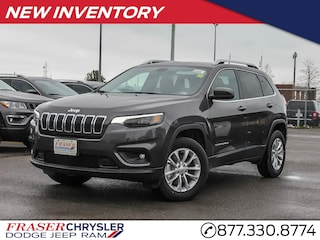 New 2019 Jeep New Cherokee North SUV for sale in Oshawa, ON