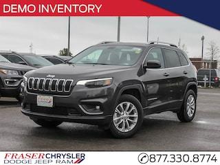 2019 Jeep Cherokee North SPORT UTILITY