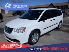 Pre-Owned 2017 Dodge Grand Caravan SE VAN for sale in Oshawa, ON