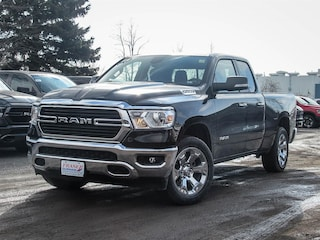 New 2019 Ram All-New 1500 Big Horn Truck Quad Cab for sale in Oshawa, ON