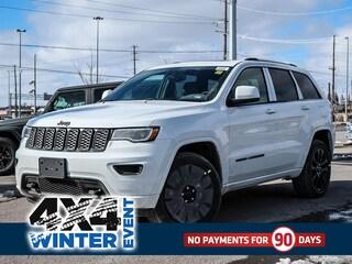 New 2020 Jeep Grand Cherokee Altitude SUV for sale in Oshawa, ON