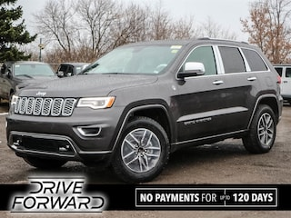 New 2020 Jeep Grand Cherokee Overland SUV for sale in Oshawa, ON