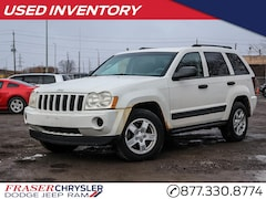 Pre-Owned 2006 Jeep Grand Cherokee LAR/COL/FR for sale in Oshawa, ON