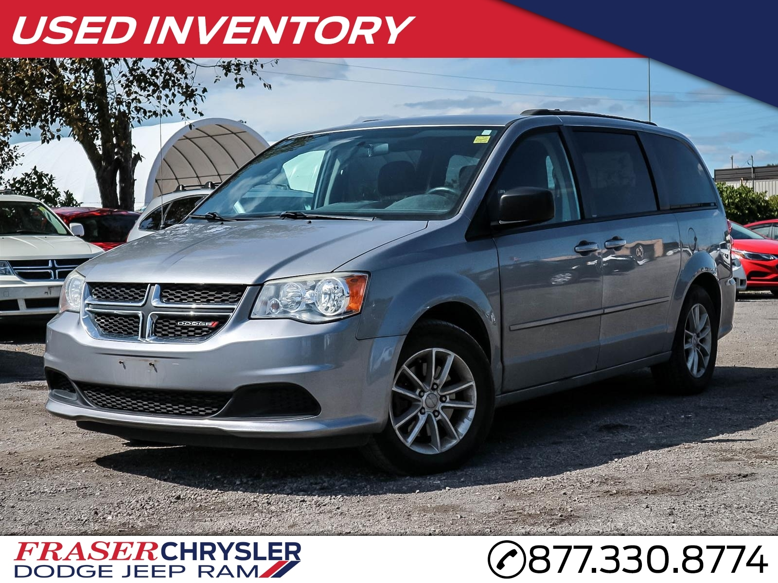 Featured Used 2013 Dodge GRAND CARAVAN SXT SXT PLUS, FULL STOW N GO, 2ND ROW POWER WINDOWS, 1 for sale in Oshawa, ON