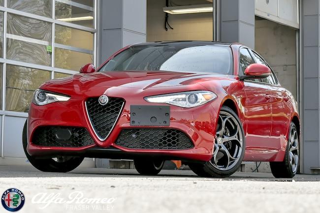 New Alfa Romeo Giulia For Sale Maple Ridge BC - Alfa romeo sale
