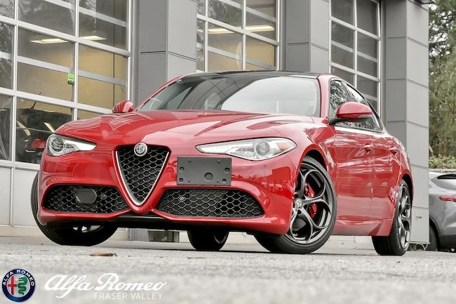 2018 Alfa Romeo Giulia Ti Sport Sedan
