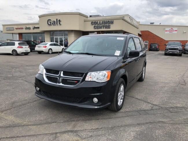 Used 2018 Dodge Grand Caravan CREW | NAV HEATED SEATS