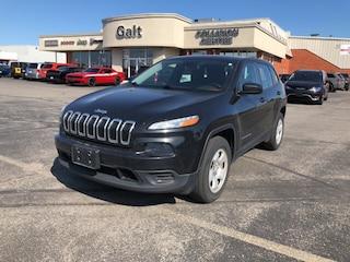 2016 Jeep Cherokee SPORT 4X4 | BLUETOOTH BACK UP CAM SUV