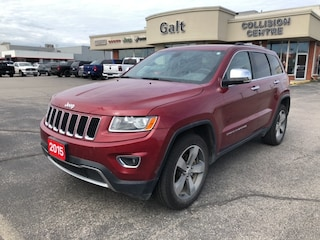 2015 Jeep Grand Cherokee LIMITED 4X4 | LEATHER BACK UP CAM BLUETOOTH SUV
