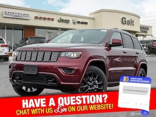 2019 Jeep Grand Cherokee ALTITUDE 4X4 | LEATHER SUNROOF NAV UCONNECT SUV